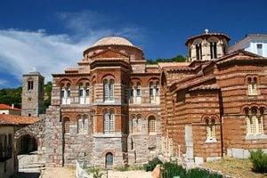 Osseus Lucas Monastery
